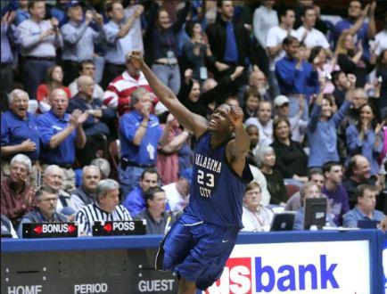 OKCU Basketball