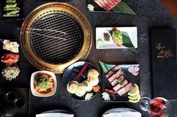 Wagyu Japanese BBQ 3