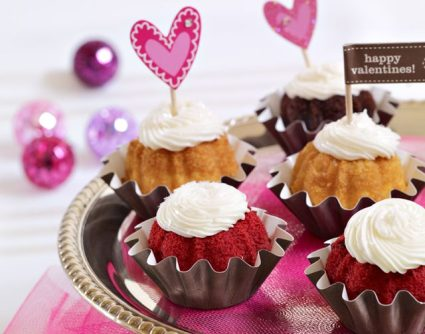 Nothing Bundt Cakes Valentines